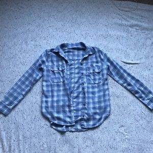 Hollister Flannel | Size XS